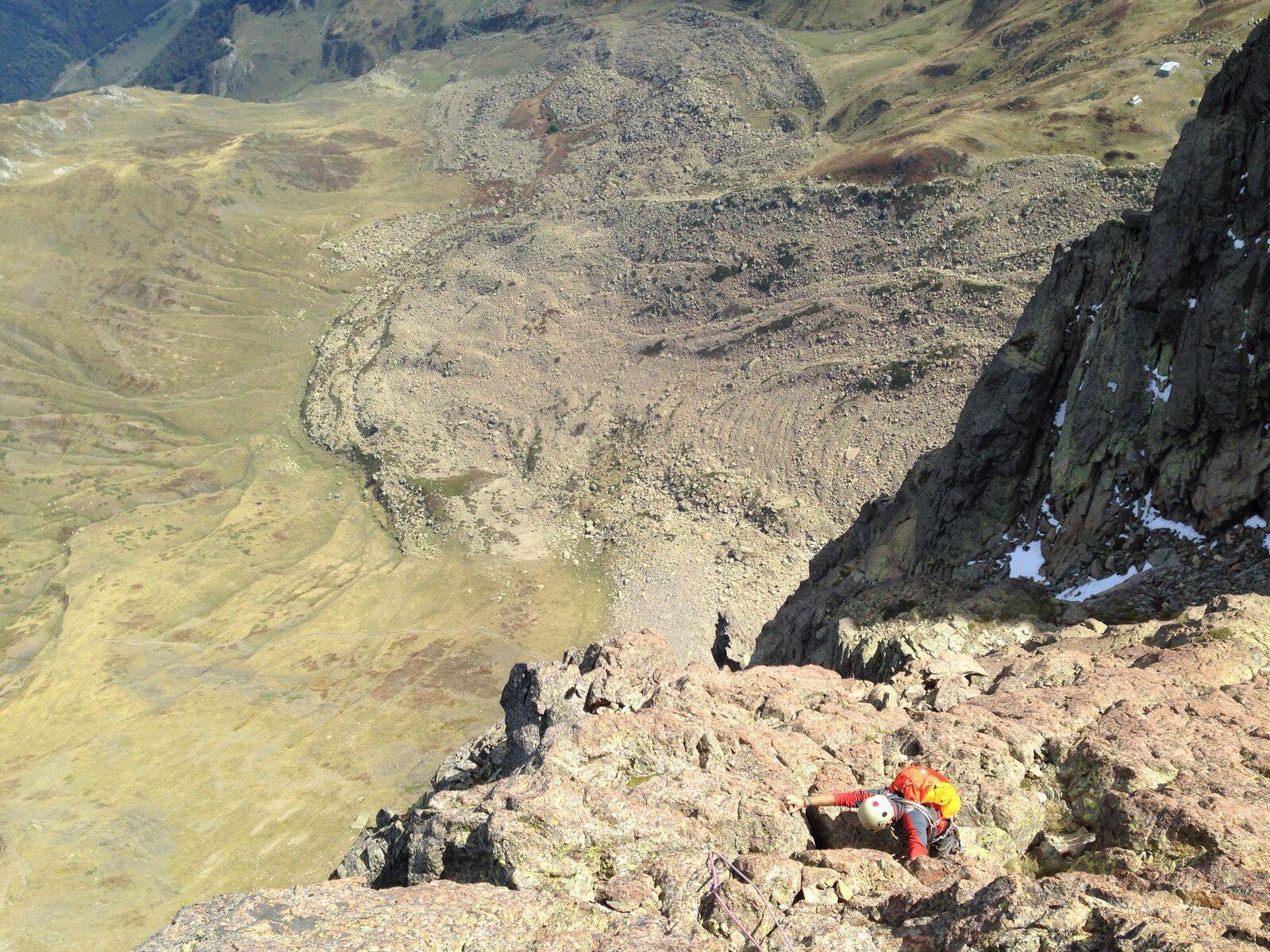 Escalade guidée classique à Torla-Ordesa et dans les Pyrénées