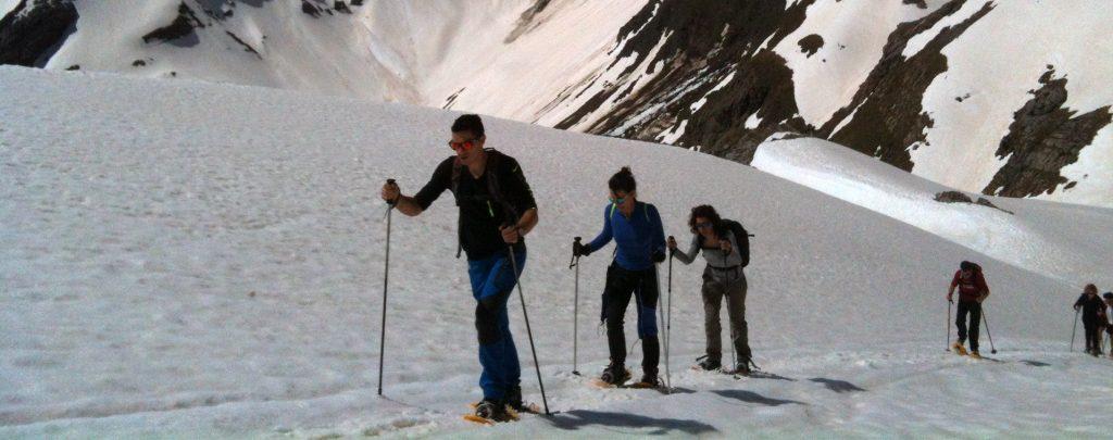 Winter-Montana-Workshop für Wanderer