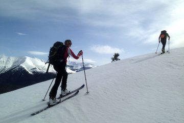 curso esqui montana en el puente de la inmaculada