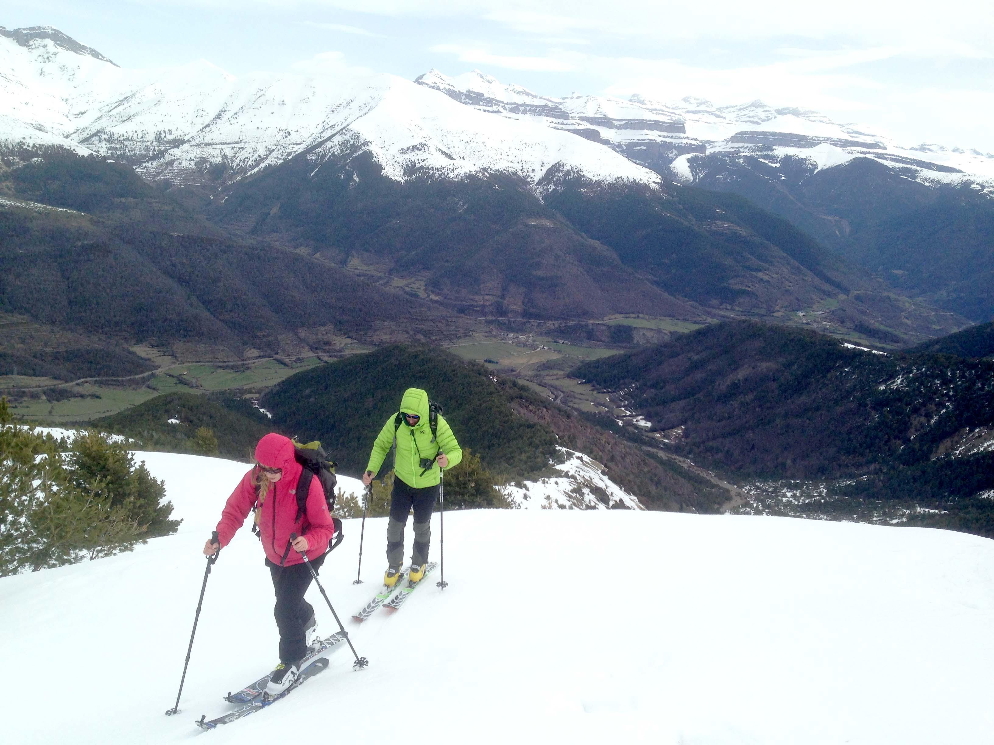 סקי קורסים ההר