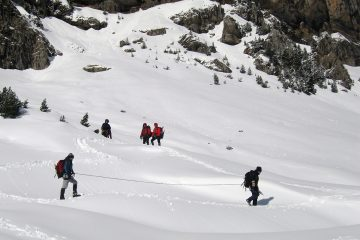 Mountaineering Initiation Course in the Pyrenees