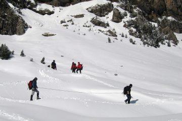 Curso de Iniciacion al Alpinismo en el Pirineo
