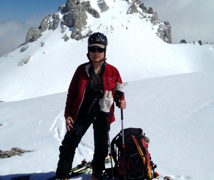 bautismo de esqui montana o travesia