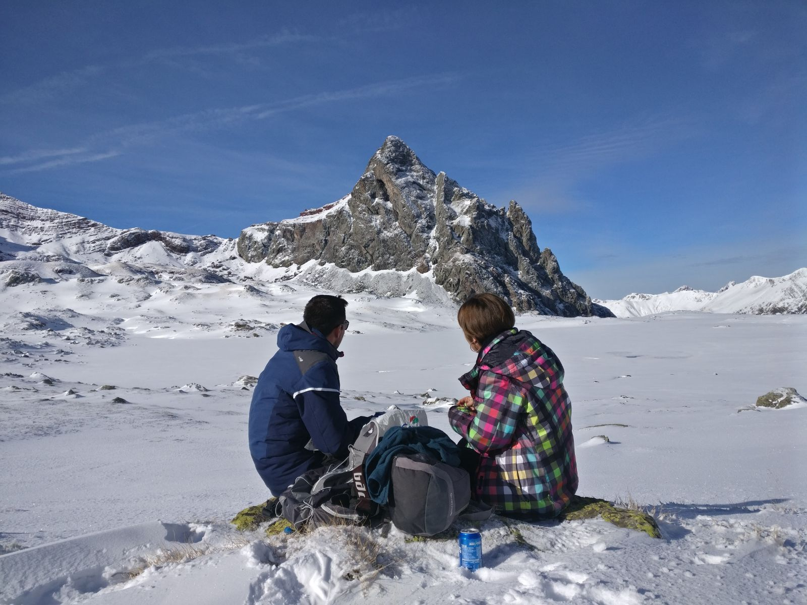 נעלי שלג ב Valle de Tena