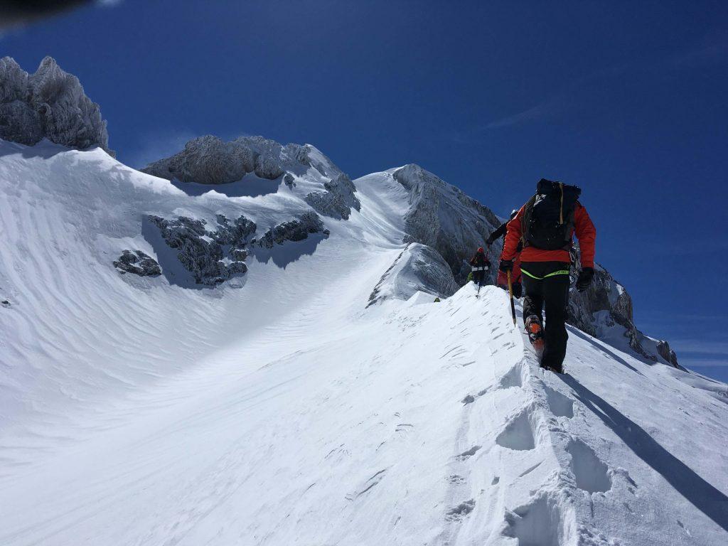 ascensión guiada al Monte Perdido en 1 día