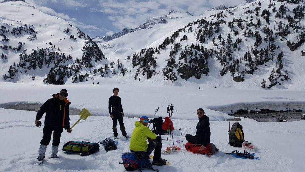 Curso de Montaña Invernal