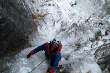 curso de alpinismo perfeccionamiento o avanzado