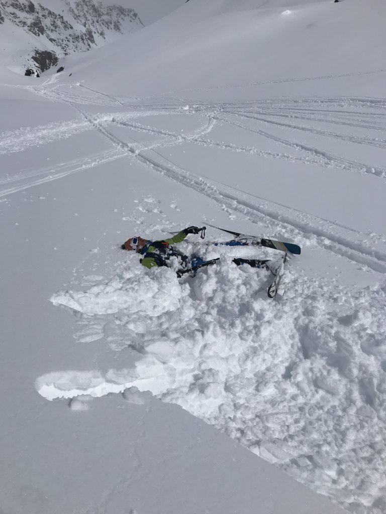 Travesía guiada con Esquís de Montaña