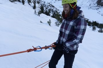 cours d'alpinisme
