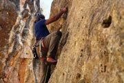 Curso de perfeccionamiento de escalada en roca